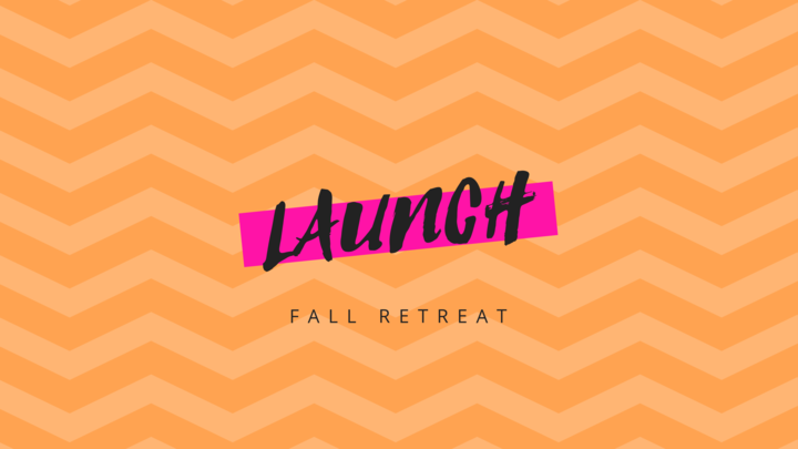 Launch: LBC Youth Fall Retreat 2019 logo image