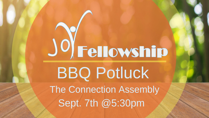 Joy Fellowship: BBQ Potluck logo image