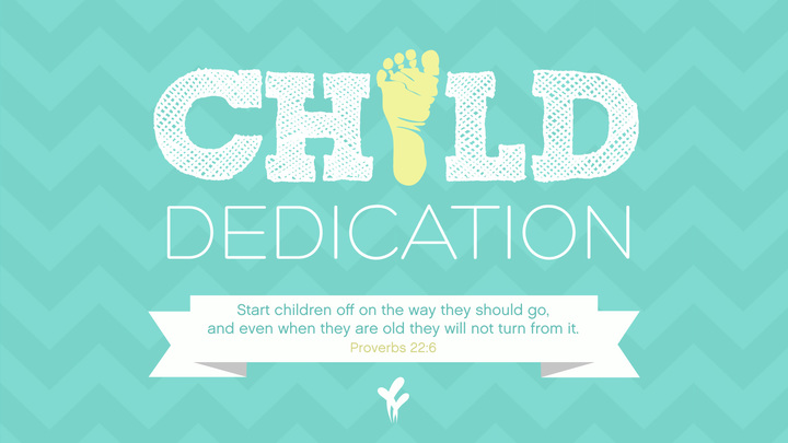 Child Dedication at the Jersey Shore & Muncy Campuses logo image