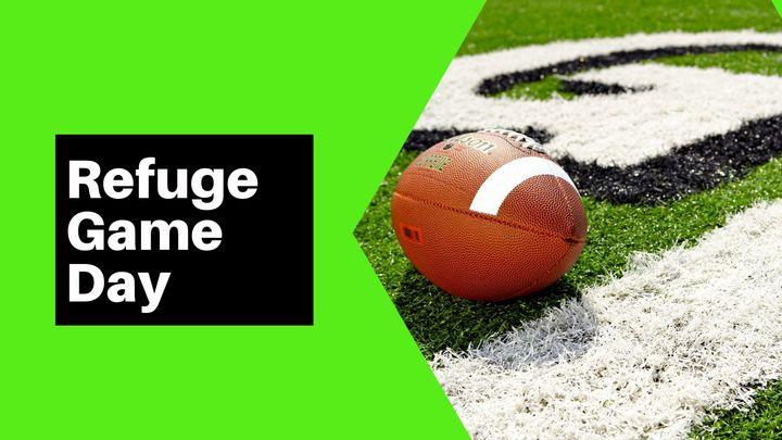 Refuge Game Day logo image