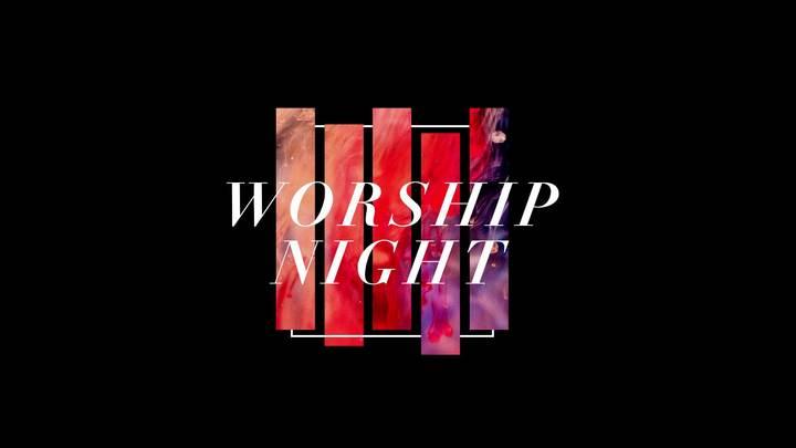 All Evergreen Monthly Worship Night! logo image