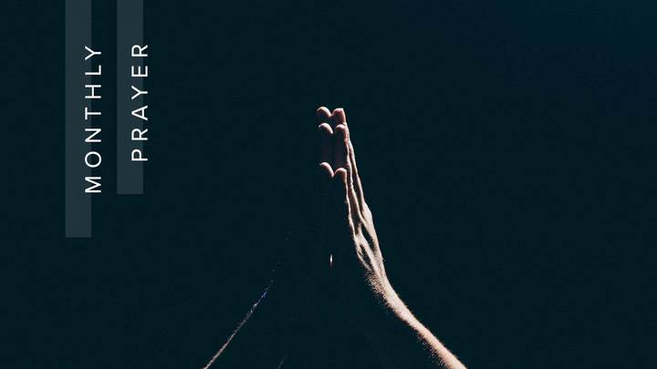 Monthly Prayer logo image