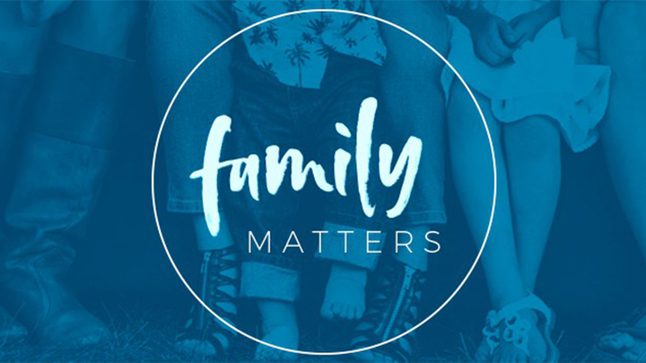 Family Matters September 2019 logo image