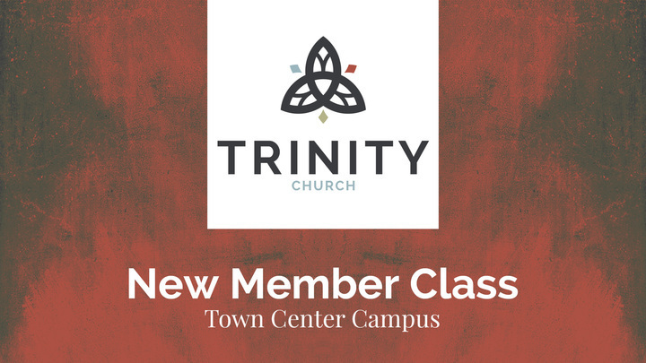 Town Center Campus New Member Class logo image