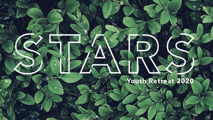 2020 Youth STARS Retreat  logo image