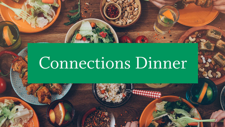 Connections Dinner | Evening Site | October logo image