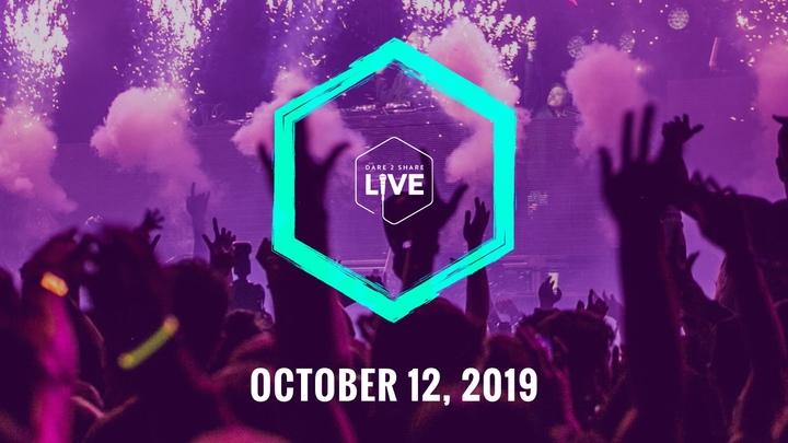 Dare 2 Share LIVE logo image