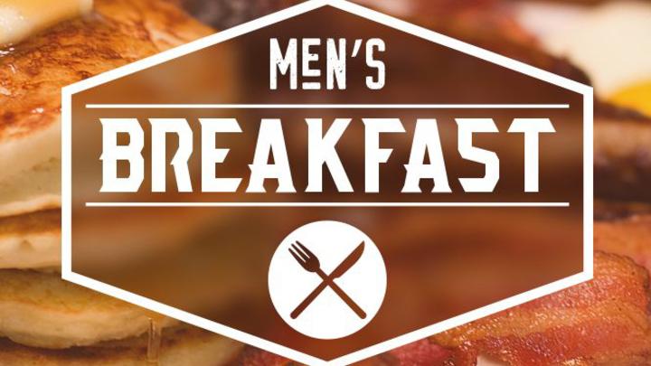 Men's Breakfast logo image