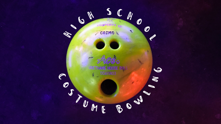 High School Costume Bowling logo image