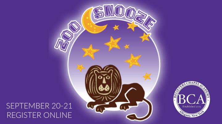 BCA Zoo Snooze logo image