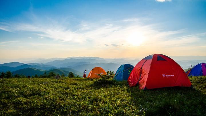 R|Youth Camping Retreat logo image