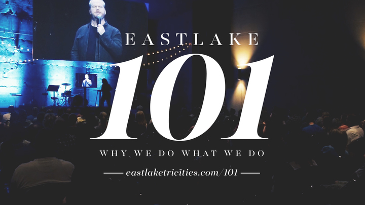 EastLake 101 - TBD (an upcoming Sunday night as soon as the group fills) logo image