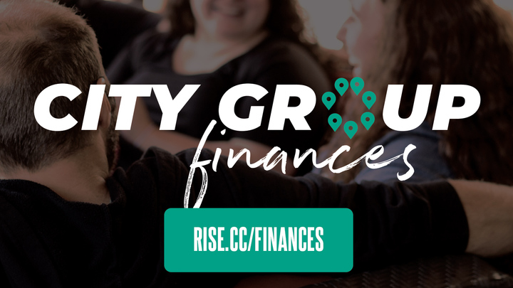 City Group: Finances logo image