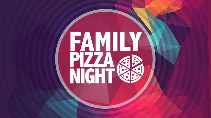 Family Pizza Night logo image