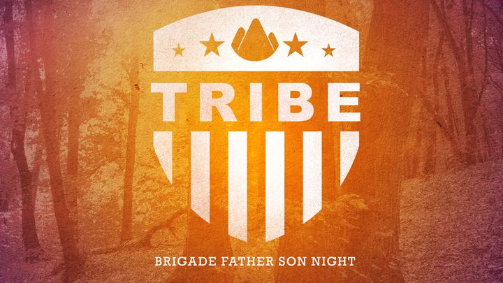 Brigade Man Time logo image