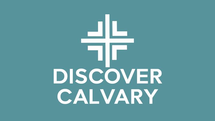 Discover Calvary logo image