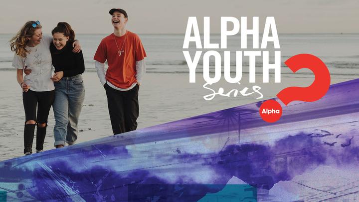 Alpha Middle School logo image