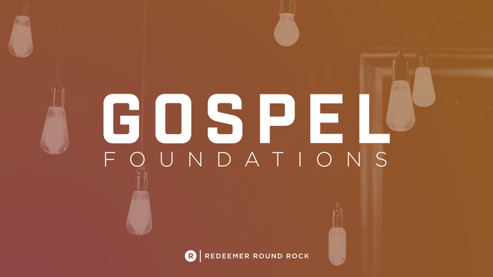 Gospel Foundations - Fall 2019 logo image