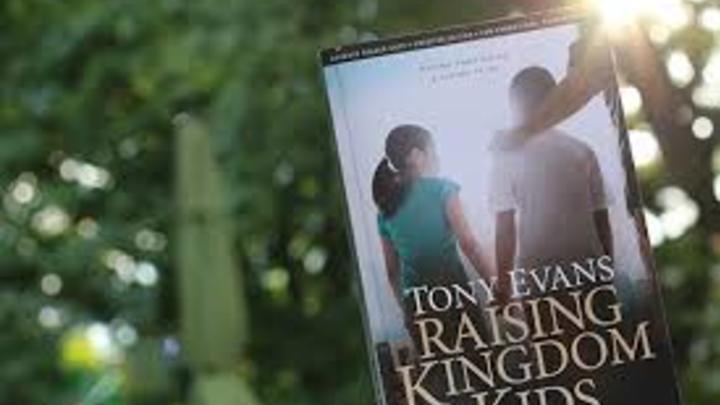 Women   Moms of Southwest   Raising Kingdom Kids by Tony Evans logo image