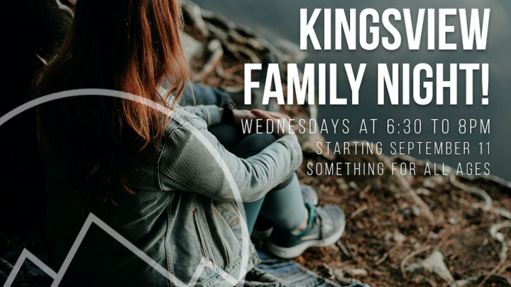 Kingsview Family Night: 0-Grade 3 Sign-Up logo image