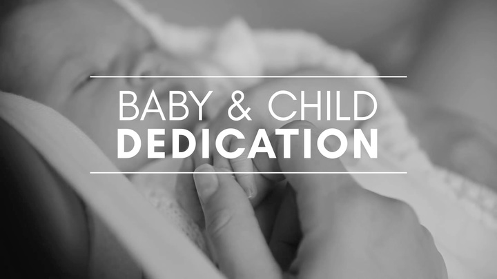 Baby & Child Dedication logo image