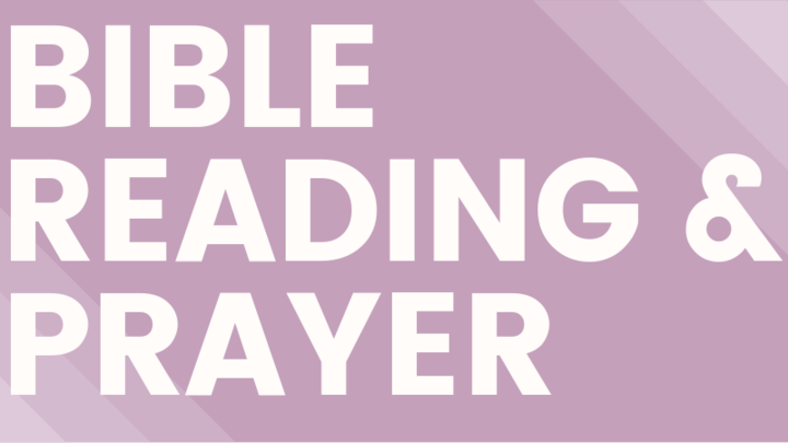 Women's Bible Reading and Prayer logo image