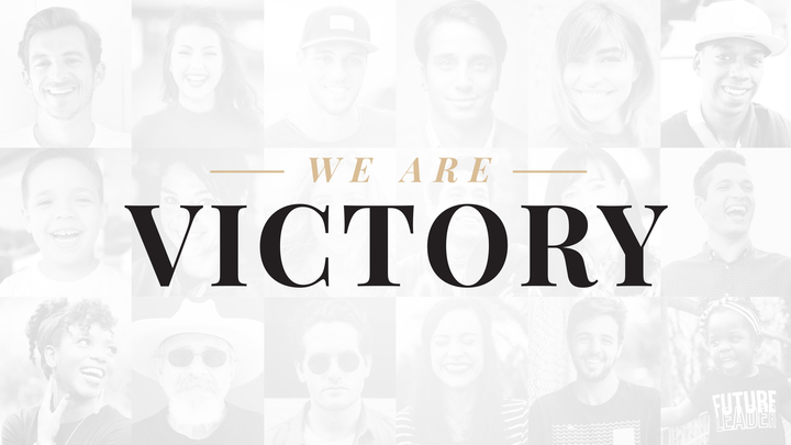 EDM | We Are Victory logo image