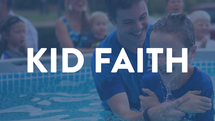 Kid Faith logo image