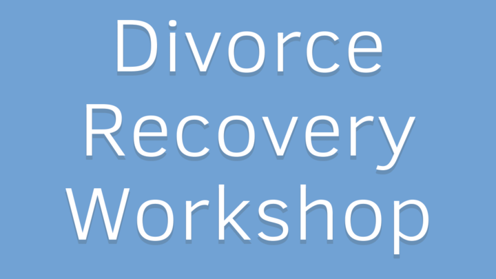 Divorce Recovery Workshop logo image