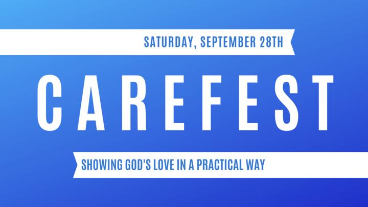 CareFest 2019 logo image