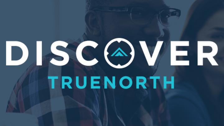 Discover TrueNorth logo image