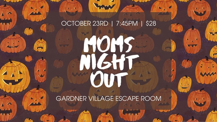 SMCC Moms: October Moms Night Out logo image