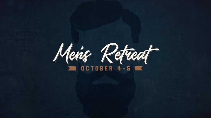 Men's Retreat - 2019 logo image