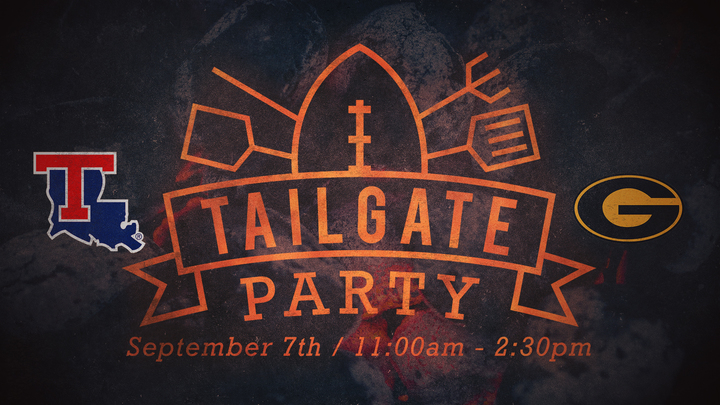 College Tailgate Party logo image