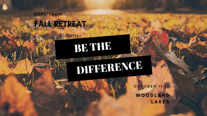 Youth Fall Retreat 2019 logo image
