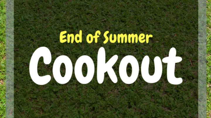 End of Summer Cookout logo image