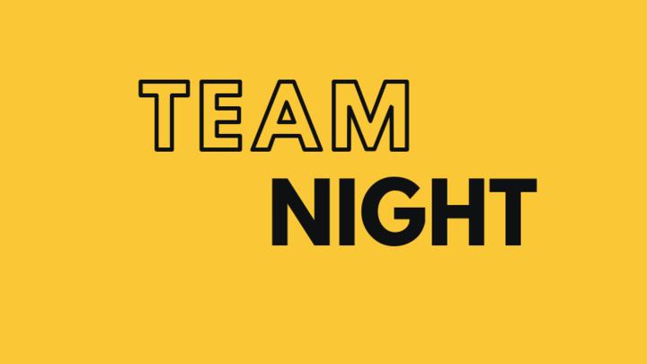 October Team Night logo image