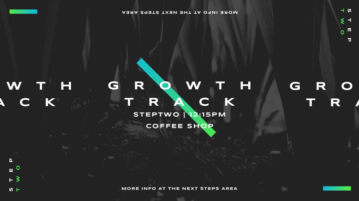 Growth Track - stepTWO logo image