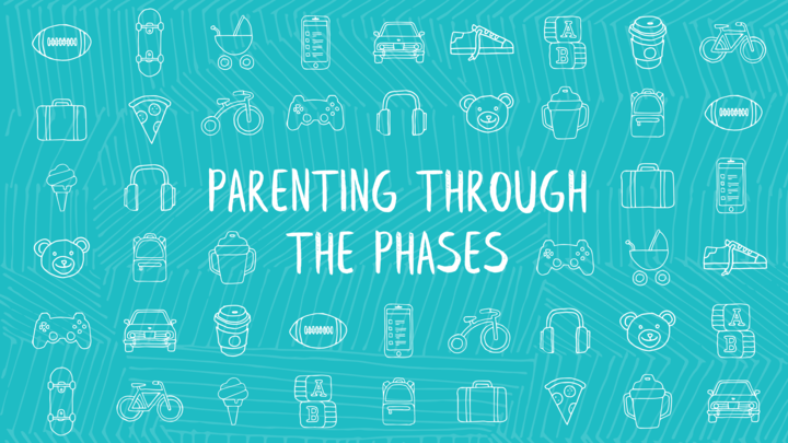 Parenting Through the Phases logo image