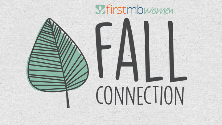 Fall Connection 2019   Women's Ministry logo image