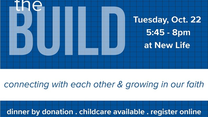 The Build October 22  logo image