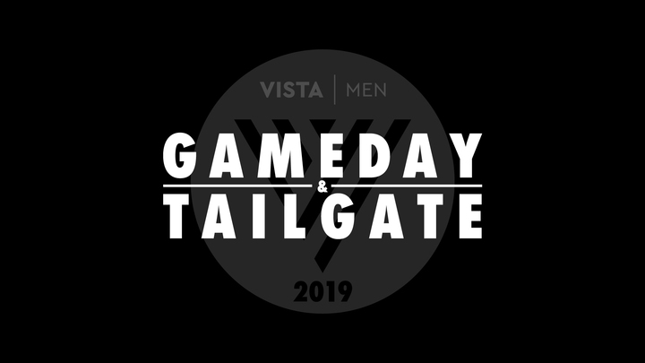 Mens:   Vista Gameday Tailgate & Grub Crawl logo image