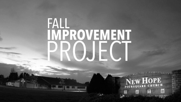 Fall Improvement Project  logo image