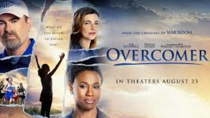 Overcomer Movie Tickets logo image