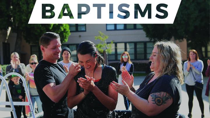 Baptisms logo image