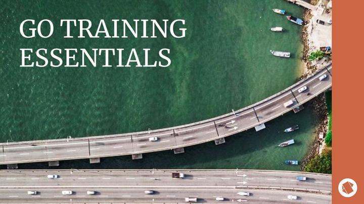 Go Training Essentials logo image