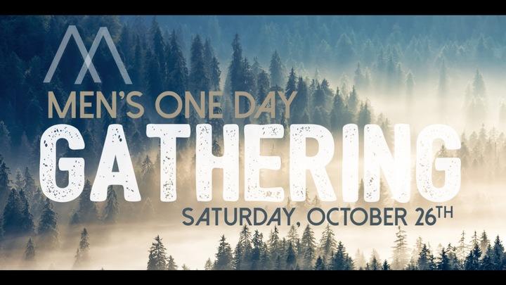 Men's One Day Gathering logo image