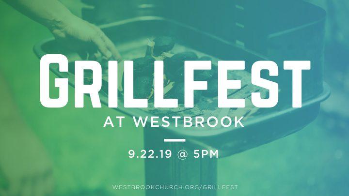 Men's Grillfest logo image