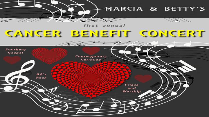 Benefit Concert for Cancer logo image
