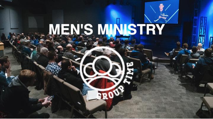 Saturday Morning Men's Ministry logo image